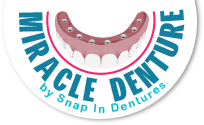 Logo Miracle Dentures
